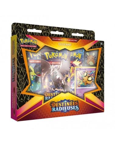 Découvrez Le Coffret Tripack pokémon destinées radieuses sur Cardstoys