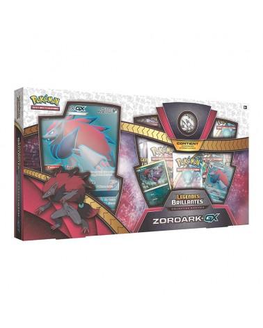 Achetez le coffret Zoroark légendes brillantes chez Cardstoys !